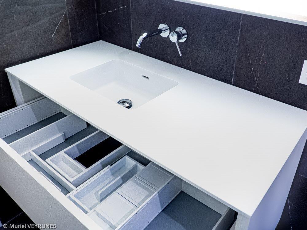 Meuble vasque sur mesure