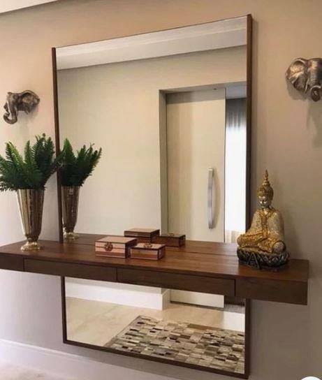Miroir Etagère