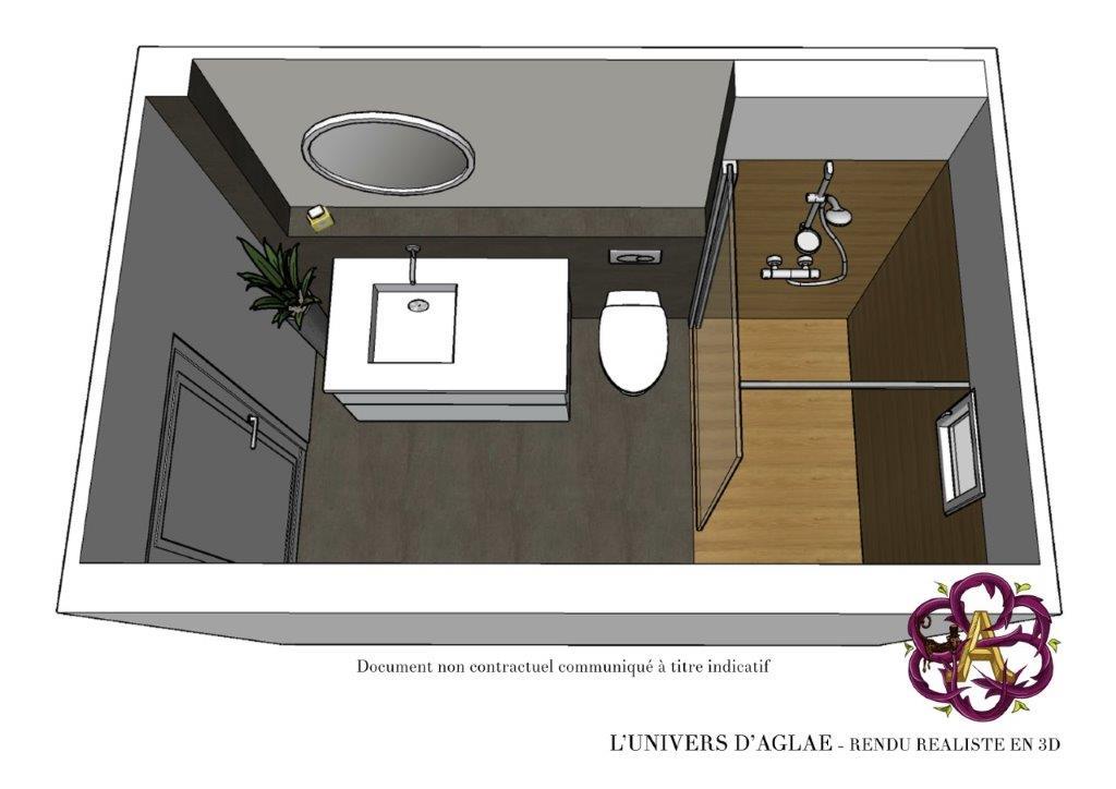 Planche décoration rénovation salle de bain