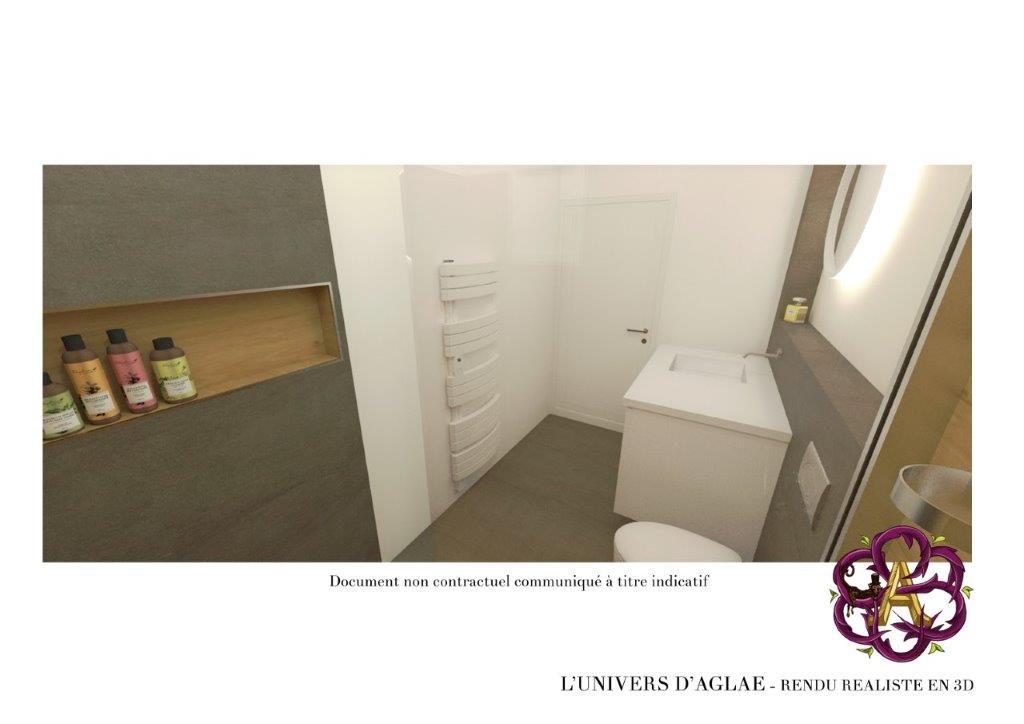 Planche décoration salle de bain