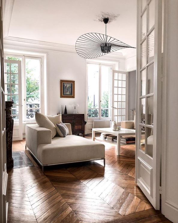 Comment moderniser un appartement Haussmannien ?